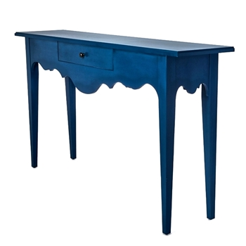 Console Provence Teal 68W/15D/38H