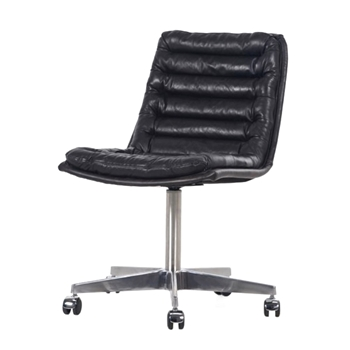 Office Chair Malibu Rider Black 12W/26D/34H
