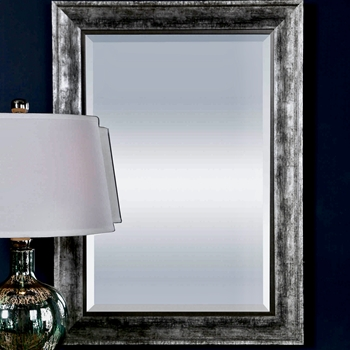 26W/36H Mirror Affton Pewter