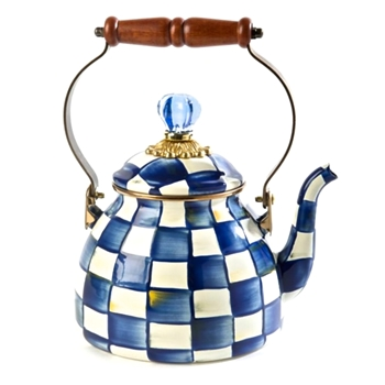 Royal Check Kettle 2QT