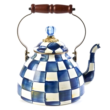 Royal Check Kettle 3QT