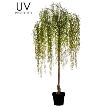 Weeping Willow Tree 74In  UV Protected 74in