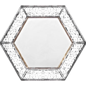 20W/18H Mirror Hexagon Mercury