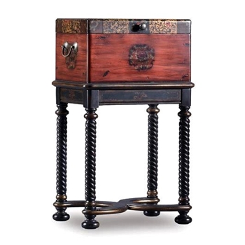 Side Table Dynasty Chest 15W/20D/27H