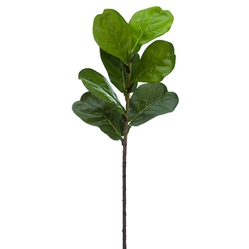54. Fiddle Leaf Branch Green 42in