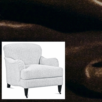Armchair London Sable Velvet 33W/40D/34H