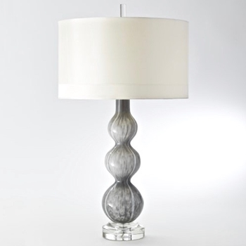 Lamp Table - Cloud Light Grey 21W/38H
