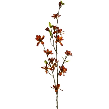 Magnolia Branch Mini Rust 38in