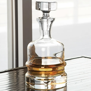Traditional Clear Decanter