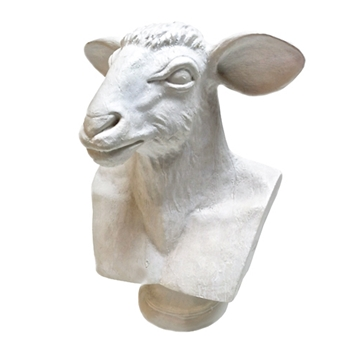 Ramsey Sheep Bust