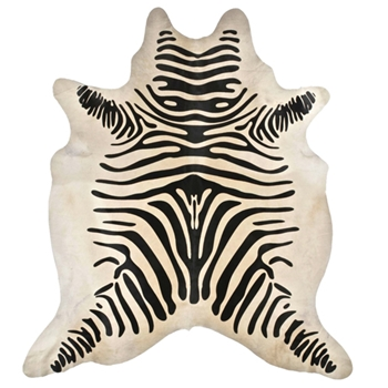 Hide - Zebra Blk & Tan