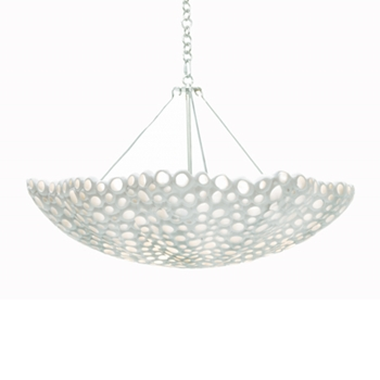 Meri Bowl Chandelier 30in