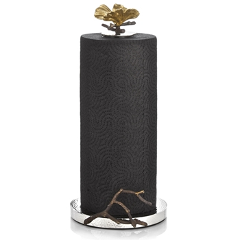Aram Butterfly Gingko Paper Towel Stand