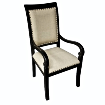 Dining Chair Henry Arm 22W/25D/42H