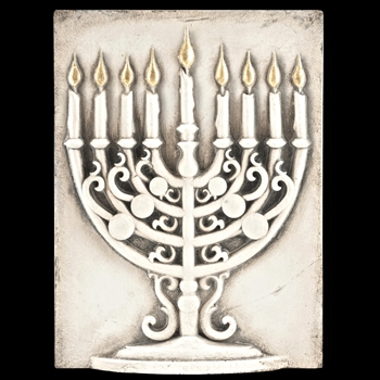 SP12 2018 Hanukkah Menorah