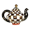 Courtly Tea Pot 64OZ