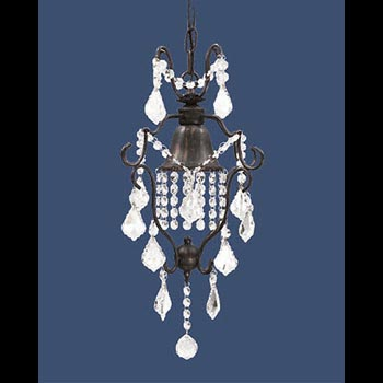 Draped Cloak Chandelier