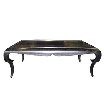 Rena Patina Solid Mahogany Coffee Table