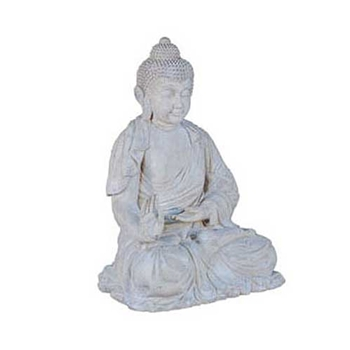 Buddha White Washed