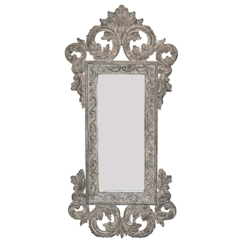 Lausanne Antique Mirror