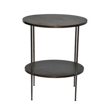 Rivoli Side Table 25W x 25D x 30H