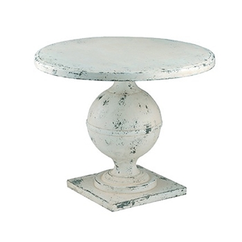 Globe Side Table 28W/28D/23H