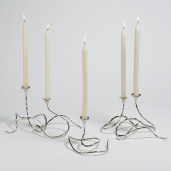 Eden Assorted Candleholders
