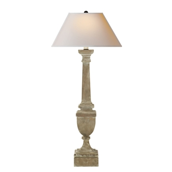 Gustavian Table Lamp