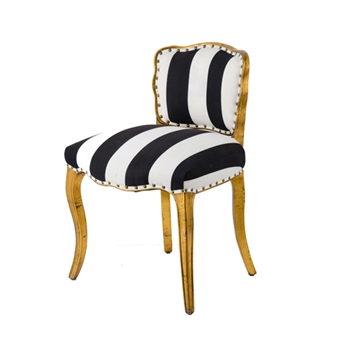 French Chair 22W/22D/29H