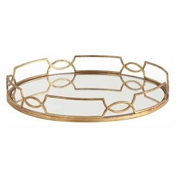 Cinchwaist Mirror Tray