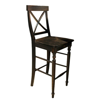 Ashford Patina Bar Stool 30H