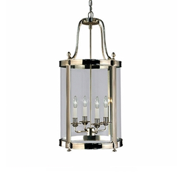 Blake Nickel Pendant Lamp