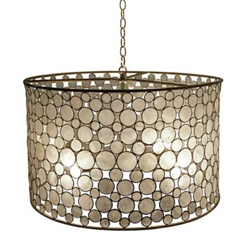 Serena Drum Pendant Light