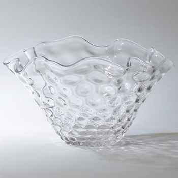 Honeycomb Clear Bowl