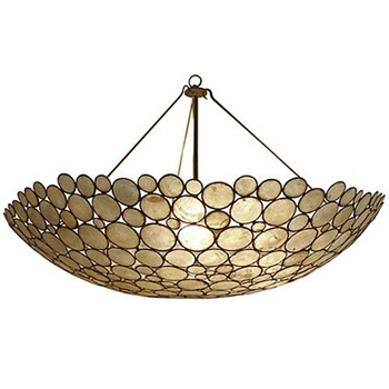 Serena Bowl Chandelier
