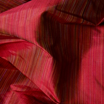 Cayen Striae Solid Silk