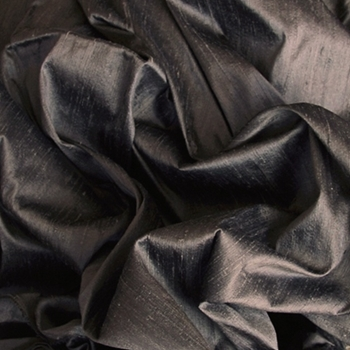 Sable Dupioni Silk