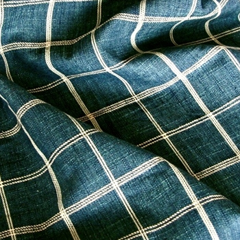 Indigo Plaid Hero