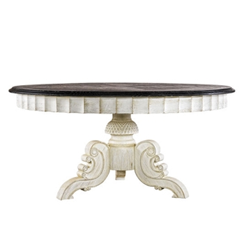 Table/ French 63RND/30H