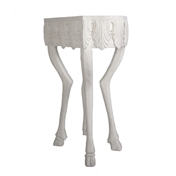 Stag Leg Table 15W/30H