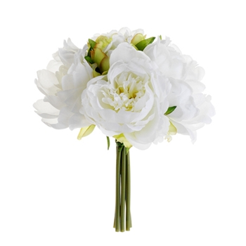White Bouquet 9.5in