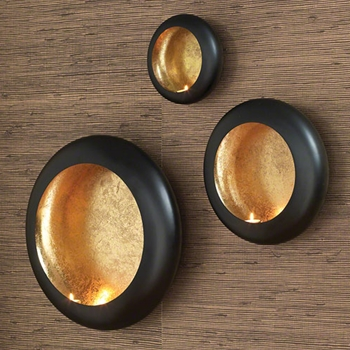 Tealight Wall Bowl