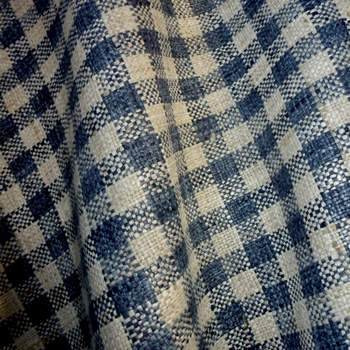 35. Indigo Plaid Zippy Lakeland