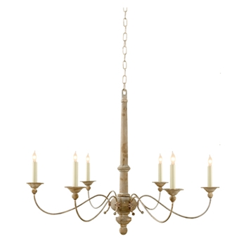 Country Chandelier 41W/31H