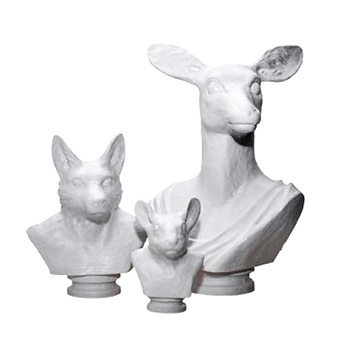Accent Animal Busts