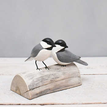Chickadee Pair 7W