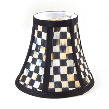 Lamp Shade Courtly Chand 6IN