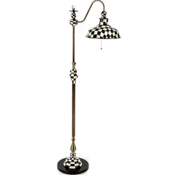 Lamp Courtly FL Task 23Wx57-62H