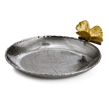Aram Butterfly Gingko Plate 6IN