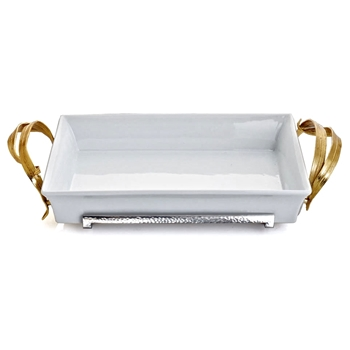 Aram Palm Rectangular Casserole 14W/10D